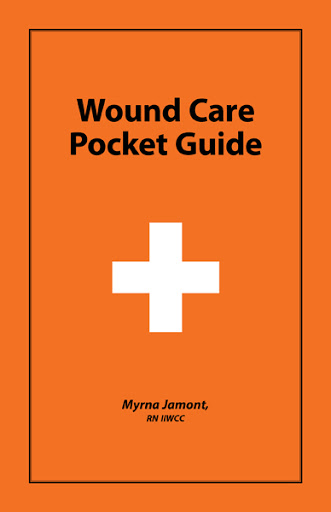 Wound Care Pocket Guide cover