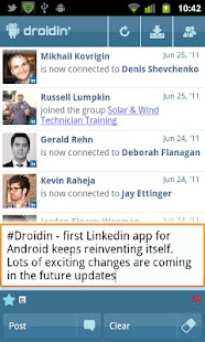Droidin - screenshot thumbnail