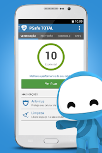 PSafe Total Android Antivírus