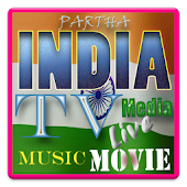 Live TV+Movie India 200 KB