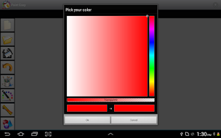 Screenshot of Paint Easy: Layer based