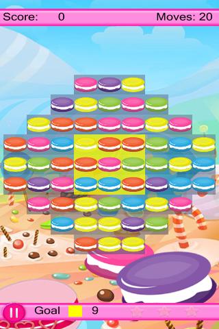 無料解谜AppのMacaron Fever|記事Game