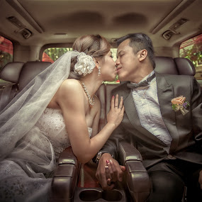 A Wedding Actual Day Photography by Adzen Jazz - Wedding Bride & Groom ( wedding photography, malaysia wedding )