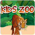 Kids Zoo,Learn Animals Name icon