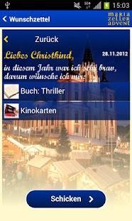 Wunschzettel- screenshot thumbnail