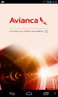 Screenshot of Avianca