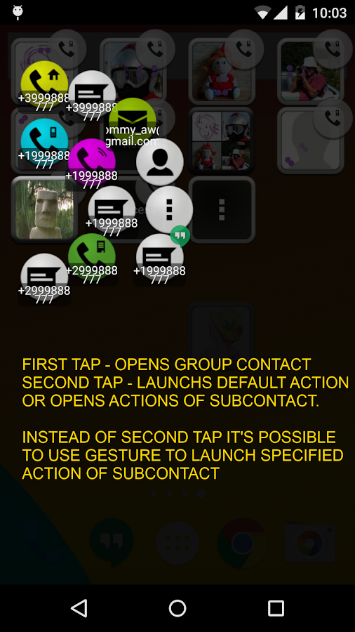 Animated Widget Pro- screenshot
