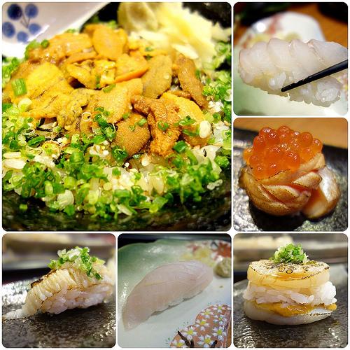 宜蘭美食.Hao すし生魚片、冷丼、握壽司專賣