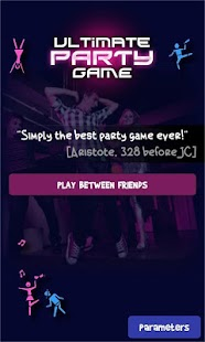 Ultimate Party Game- screenshot thumbnail