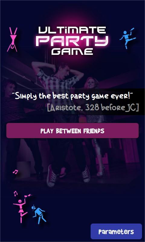 Ultimate Party Game- screenshot