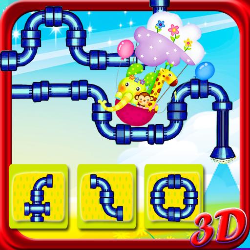 管道工免费游戏(3D) 策略 App LOGO-硬是要APP