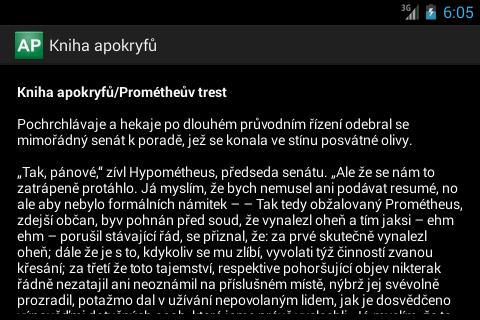 Kniha apokryfu - Karel Capek