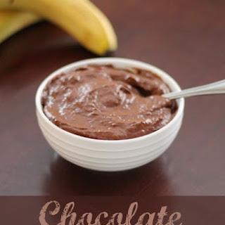 Chocolate Avocado Pudding.