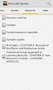 The Muscular System Manual - screenshot thumbnail