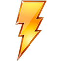 .Battery widget logo