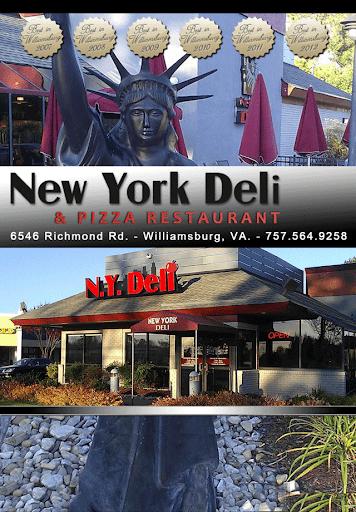 NY Deli Pizza Restaurant