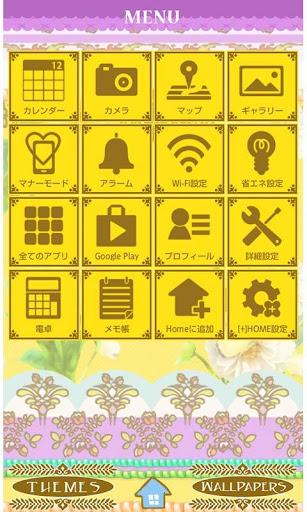 u82b1u58c1u7d19 ETHNIC YELLOW 1.0 Windows u7528 3