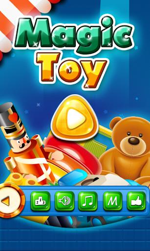 魔法玩具 - Magic Toy Crush