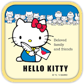 Hello Kitty For Beloved Theme
