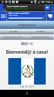 Guatemala Guia - screenshot thumbnail