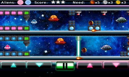Galaxy Guardians Survival Game