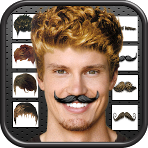 Admirable Hair Changer And Mustache Android Apps On Google Play Short Hairstyles For Black Women Fulllsitofus