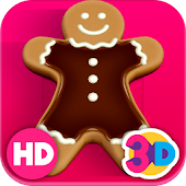 Christmas Cookie Maker 3D Xmas