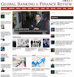 Global Banking And Finance.com - screenshot thumbnail