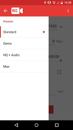 Rec. (Screen Recorder) 1.8.6 Screenshots 3
