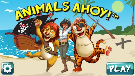 Animals Ahoy FREE- screenshot thumbnail