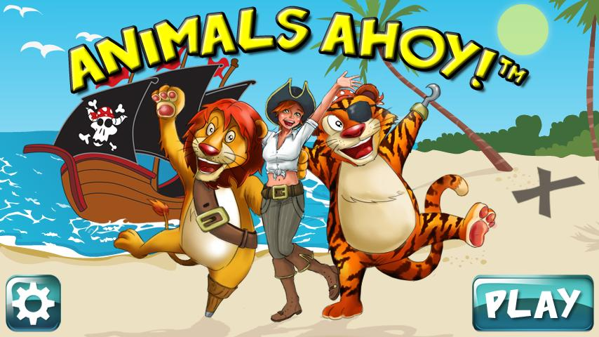 Animals Ahoy FREE- screenshot