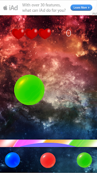 Space Defenders apk screenshot