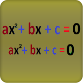 Quardatic equation solver