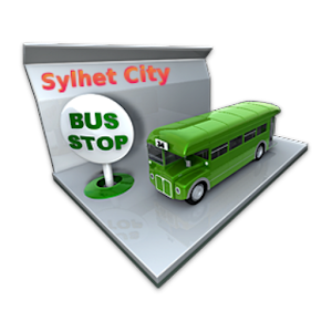 Sylhet City Bus Stops