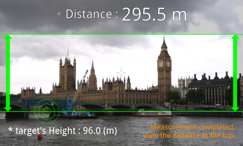 Smart Distance - screenshot