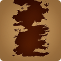 Westeros Map (Game of Thrones) icon