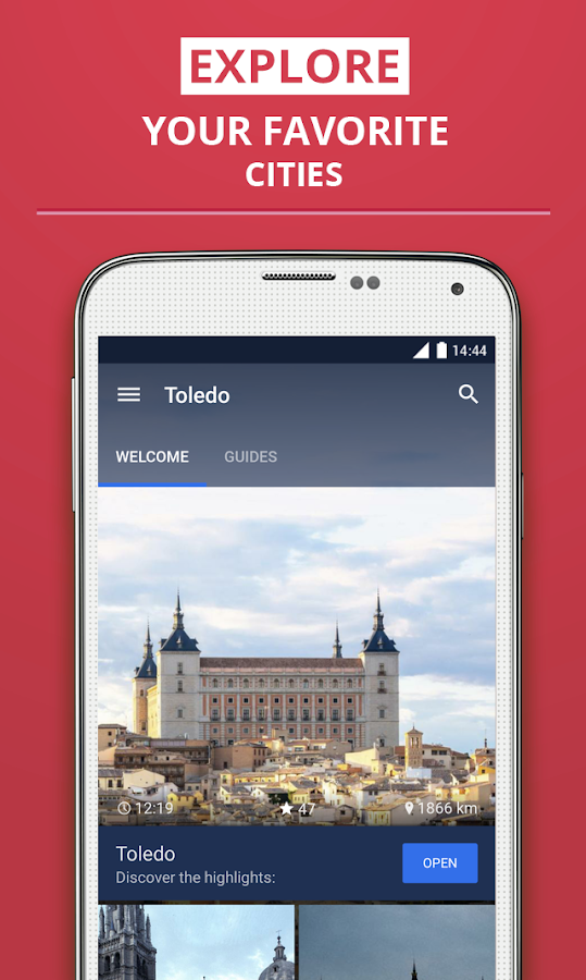 Toledo Travel Guide - screenshot