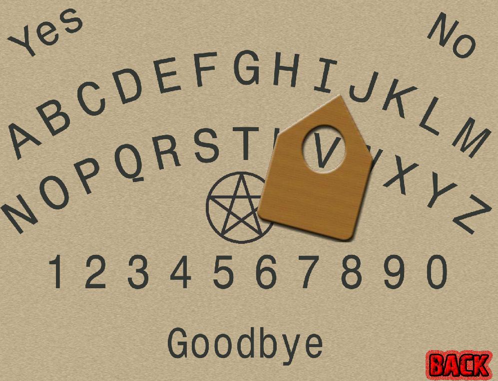 real online ouija board
