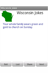 Wisconsin Jokes