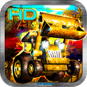A CONSTRUCTION Kid Racing Game icon