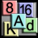 Buchstaben und Zahlen lernen logo