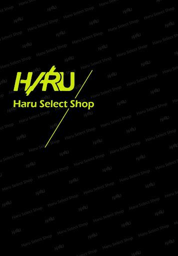 Haru Taipei 潮流服飾 粉絲APP