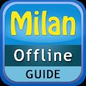Milan Offline Travel Guide icon