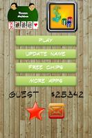 Screenshot of Texas Holdem Poker Zap
