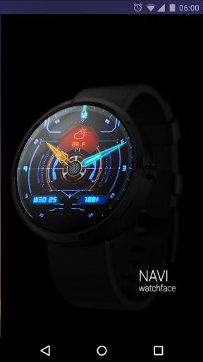 NAVI - Watch face