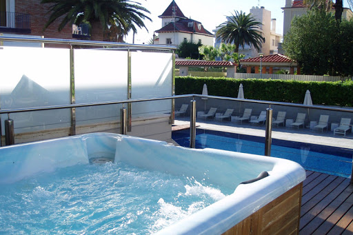 Ibersol Antemare Spa - Outdoor Hot Tub