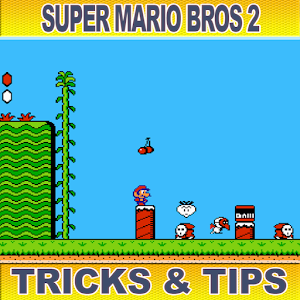 Super Mario Bros 2 Tricks