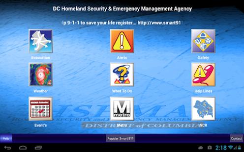 DC HSEMA - screenshot thumbnail