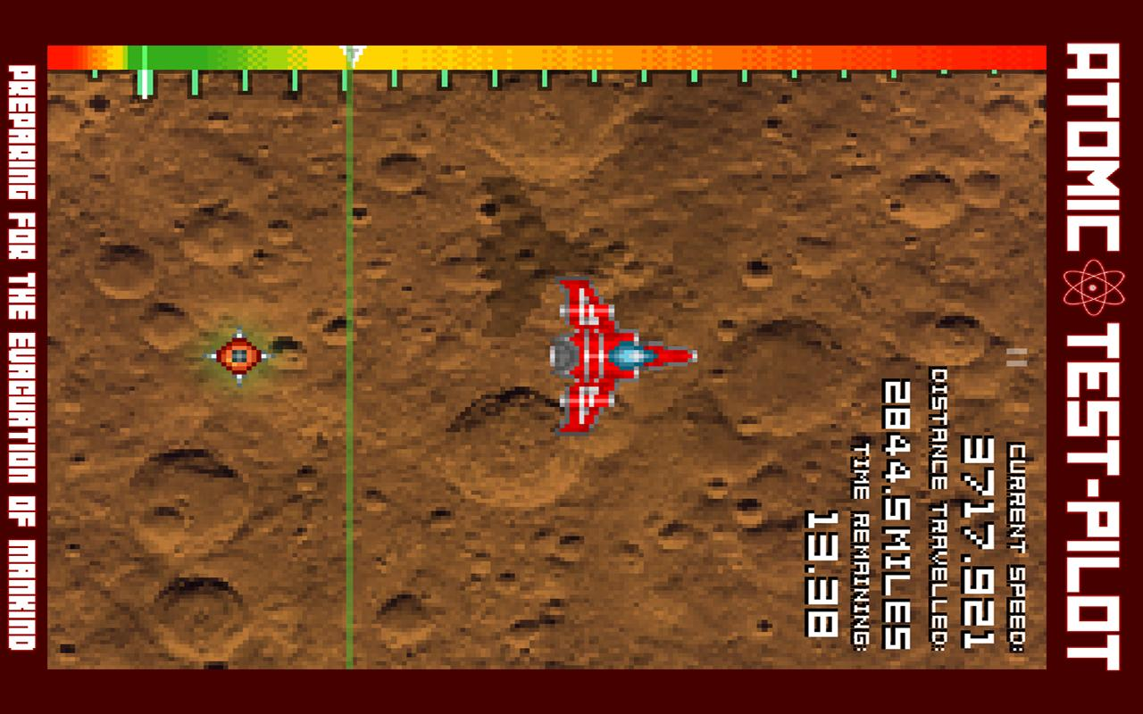 Atomic Test Pilot - screenshot