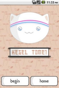 Kegel Kat Free - screenshot thumbnail